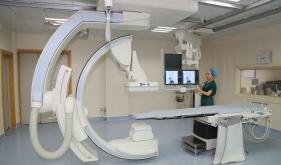 栖霞市人民医院数字减影血管造影系统