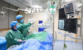 高温天,栖霞市人民医院接诊十余名心肌梗死患者