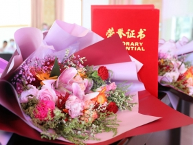 栖霞市人民医院2020年中国医师节庆祝活动
